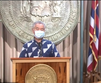 Hawaii governor tells tourists to stay away as coronavirus surges, Honolulu mayor limits crowds, unvaccinated lead hospital overcrowding, more news from all the Hawaiian Islands