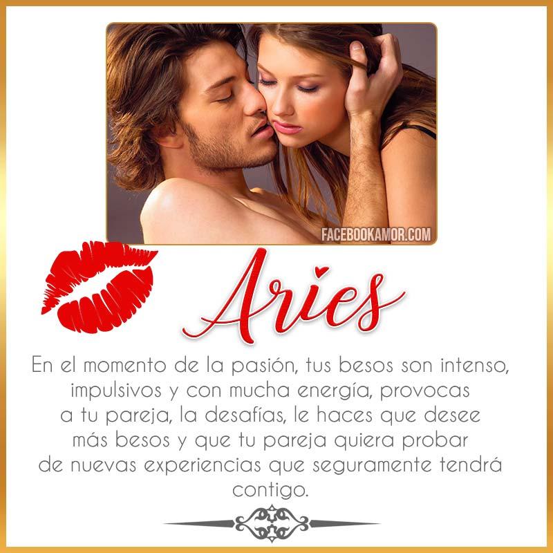 besos Aries