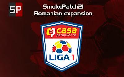 Romania league pes21
