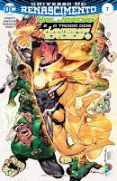 DC Renascimento: Hal Jordan e a Tropa dos Lanternas Verdes #7