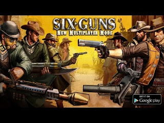 Six-Guns Apk download