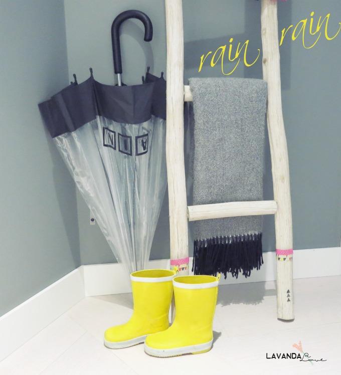 paraguas transparentes de moda
