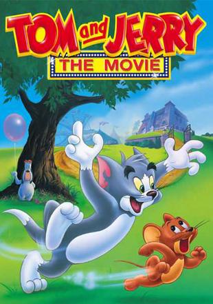 Tom and Jerry: The Movie 1992 HDRip 720p Dual Audio Hindi English ESub