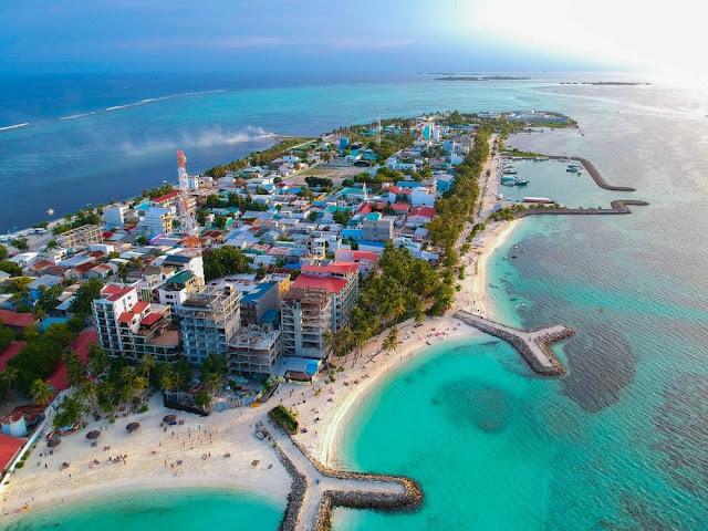 جزيرة مافوشي السياحة في المالديف