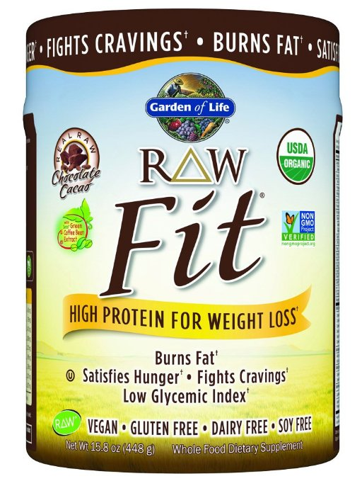 The Vegan Protein Powder Review Garden of Life RAW Fit High