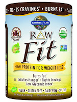 Garden of Life RAW Fit Chocolate Cacao Review
