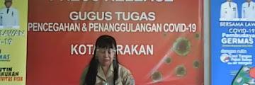 Press Release COVID-19 Tarakan 27 Juli 2020