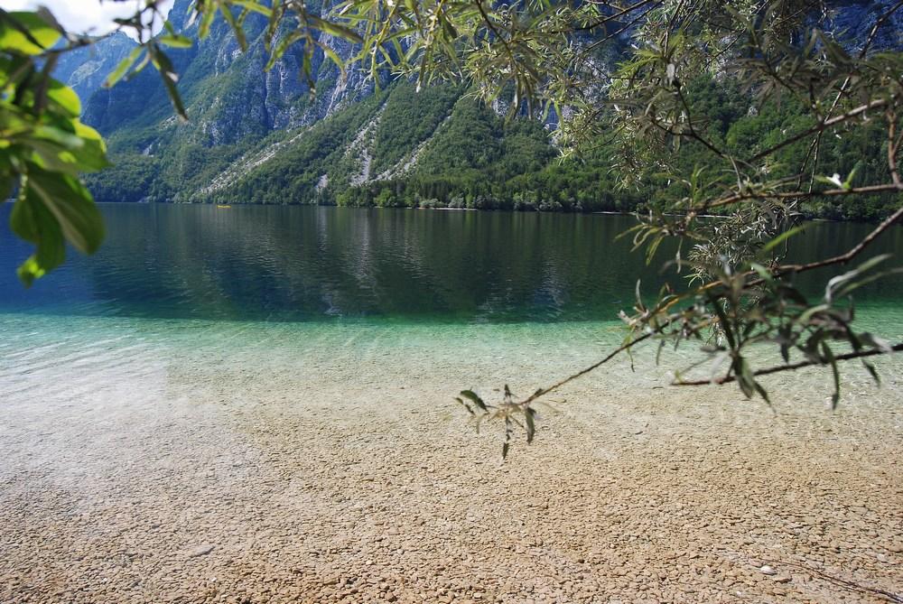 vue du lac
