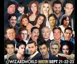 austin festivals wizard world