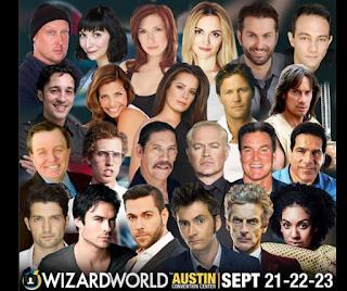 austin festivals wizard world