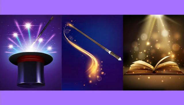 Выберите один волшебный предмет и узнайте, что вас ждет в наступившем году