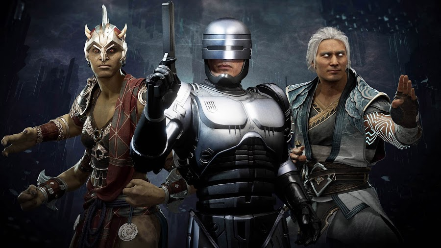 mortal kombat 11 kombat pack 2 reveal fujin robocop sheeva aftermath dlc expansion paid content fighting game nether realm studios warner bros interactive entertainment pc ps4 switch xb1