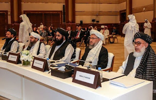 Afghan-Taliban peace talks