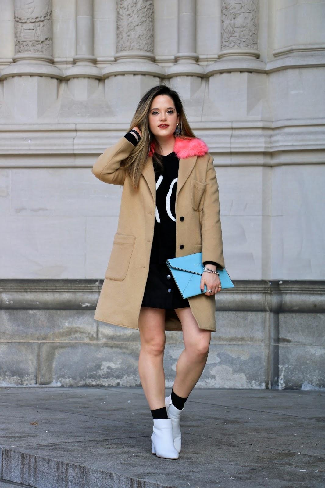 Nyc fashion blogger Kathleen Harper's 2019 nyfw street style