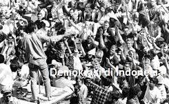 Sejarah Pelaksanaan Demokrasi di Indonesia
