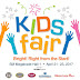 "KID'S FAIR 2017: ""Bright! Right From The Start"""
