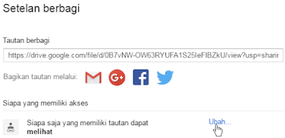 Menampilkan File PDF di Posting Blogger