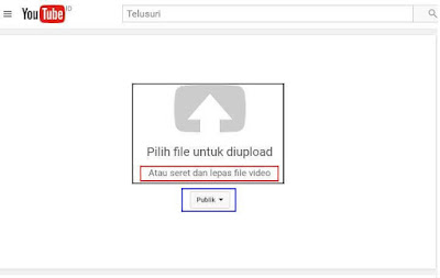 Cara Upload Vidio ke Youtube dengan Komputer dan Android