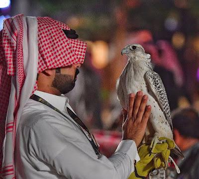 معرض الصقور والصيد السعودي، معرض الصقور والصيد، السعودية معرض الصقور والصيد