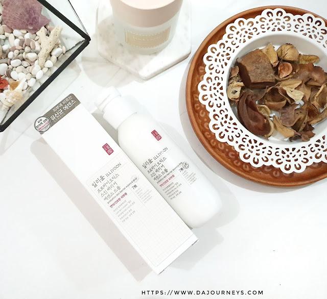 Review Illiyoon Probiotics Skin Barrier Essence Drop