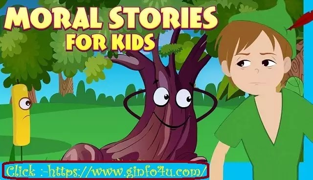 Hindi Moral Stories in English for Kids Part6