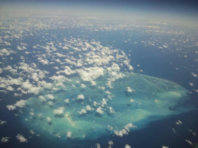 飛行機 風景