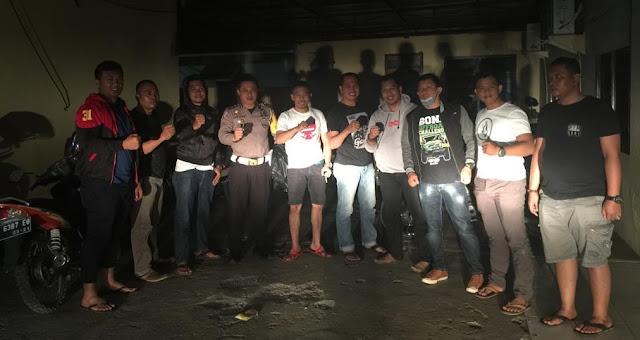 Kasat Lantas Polres Bone Pimpin Langsung Operasi Bali dan Balpot, 11 Unit BB Berhasil Diamankan