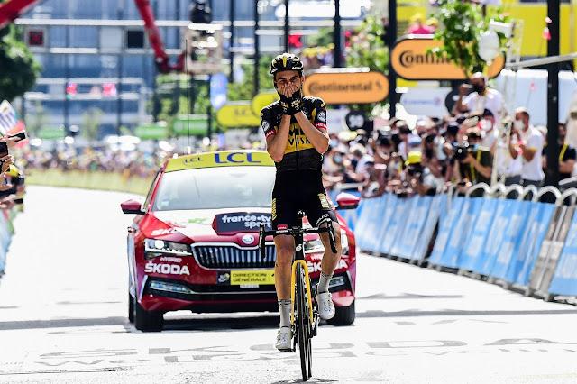 Sepp Kuss conquista sua segunda vitória em Grandes Voltas