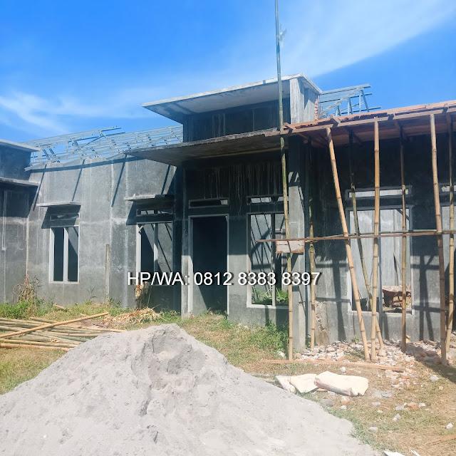 Legacy Residence Jual Rumah Murah Meriah Hanya 340 Juta, Dekat Terminal Pinang Baris Medan, Rumah Ready Dan Siap Huni