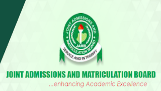 Jamb - Joint Admission and Matriculation Board