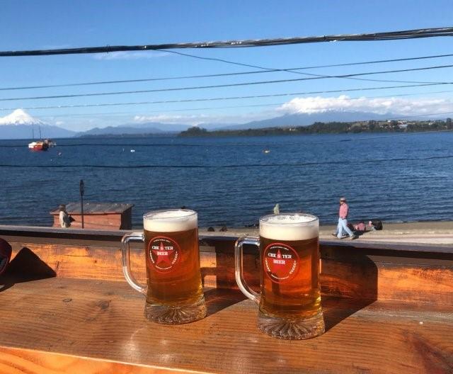 Chester Beer Brewing Company em Puerto Varas