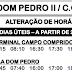 J17 DOM PEDRO II / CAMPO COMPRIDO | Horário de ônibus  2021 | Campo Largo PR