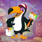 G4K Painter Bird Escape