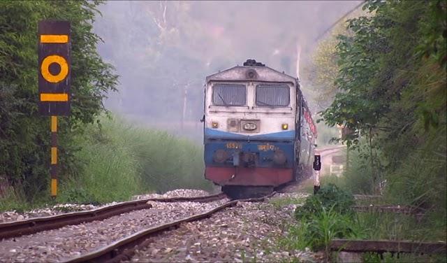 हिमाचल: ट्रेन की चपेट में आया शख्स नहीं बचा, नाम और पते की नहीं मिल पाई जानकारी