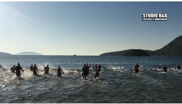 "Εκκίνηση για το ""NAFPLIO - TOLO Energy Triathlon"""