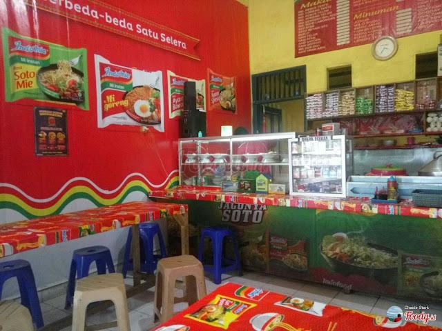 Warung Makan ( Burjo / Warteg )