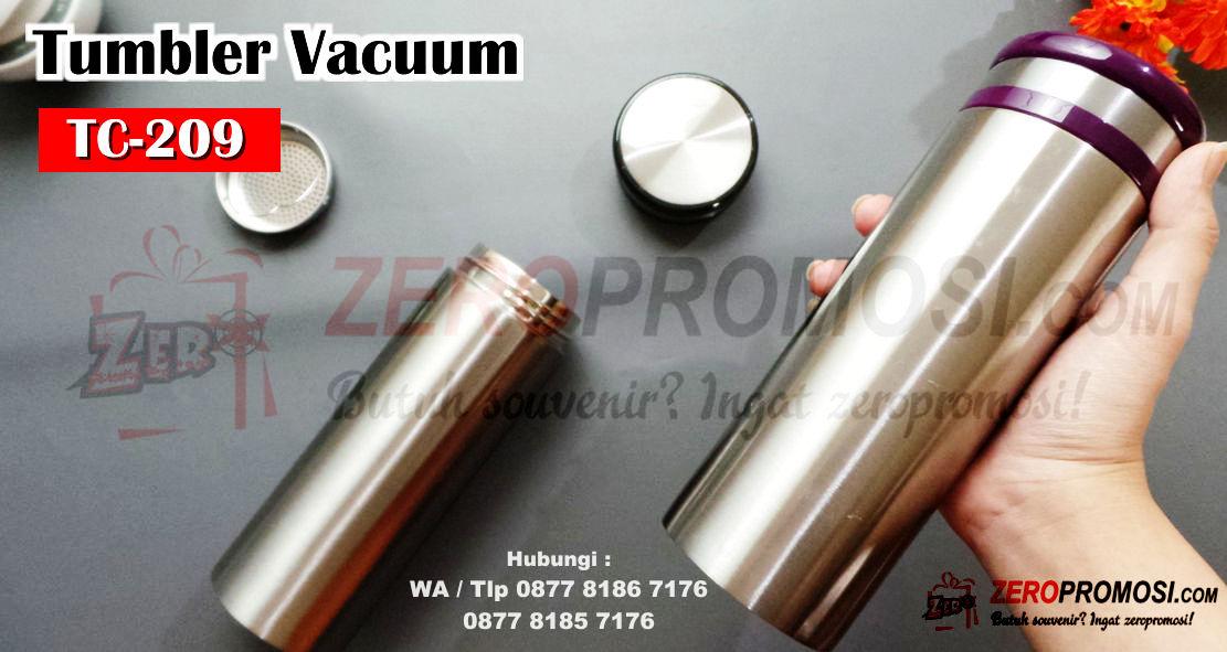 Tumbler Termos Stainless Vacuum Flask Straight 450ML TC209, Tumbler 450ml Vacuum Flask Straight Bottle Travel kode TC 209
