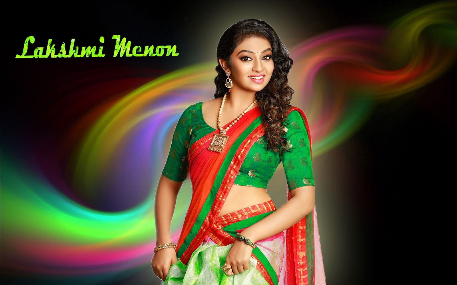 Actress Lakshmi Menon HD Wallpapers