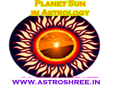 sun planet in astrology
