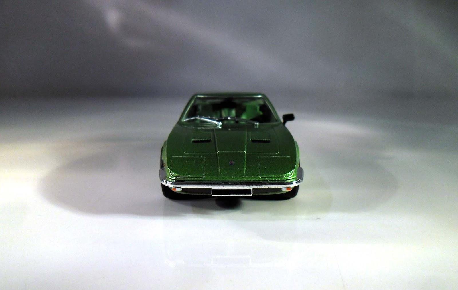 Maserati Quattroporte 3 plata-gris 1983 1:43 maqueta de coche