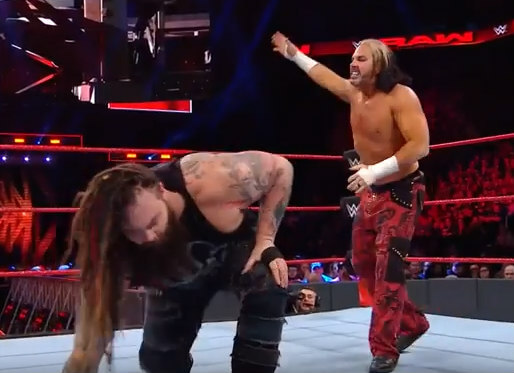 Matt Hardy And Bray Wyatt