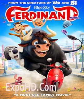 Ferdinand 2017 Movie in Hindi Audio 480p BluRay 350MB Watch Online