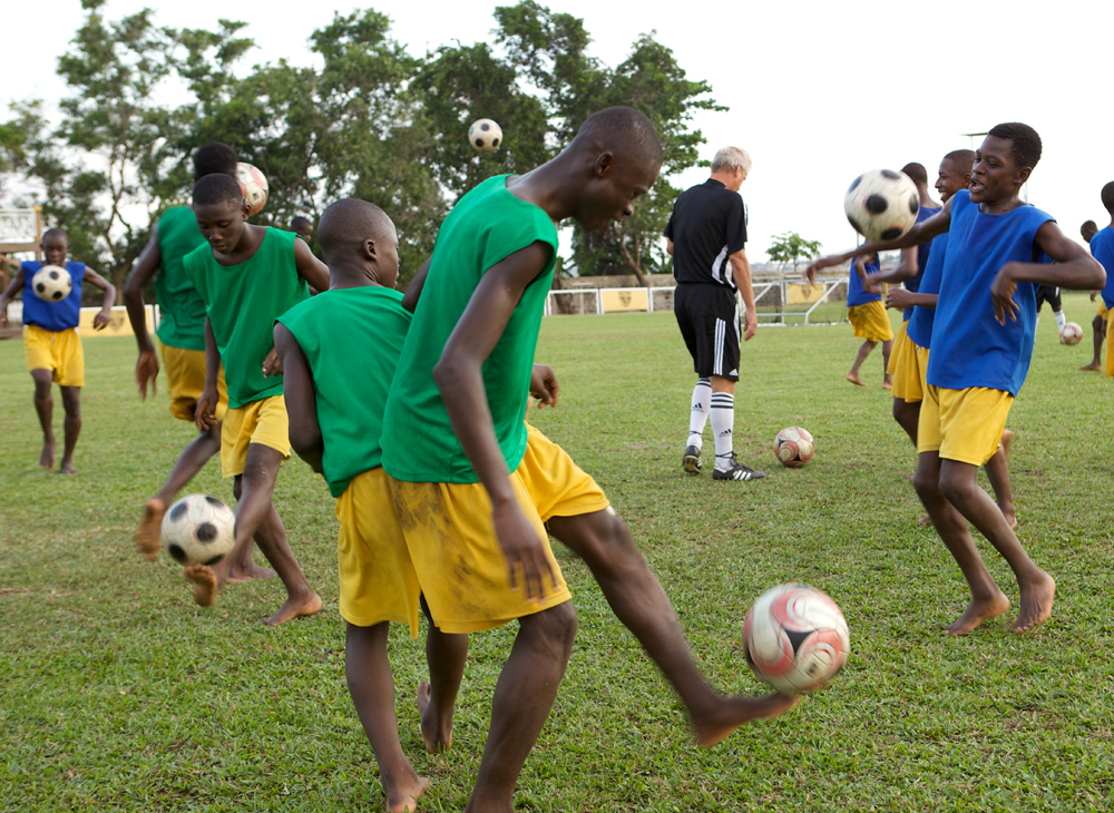 TOP 5 FOOTBALL ACADEMIES: Where Stars Are Made In West Africa