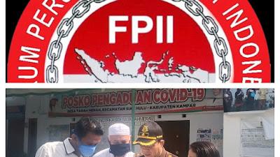 FPII Setwil Riau Ungkap Dugaan Penyelewengan Anggaran Dana Desa Tanah Merah