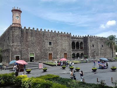 Que hacer en Morelos Palacio de Cortés