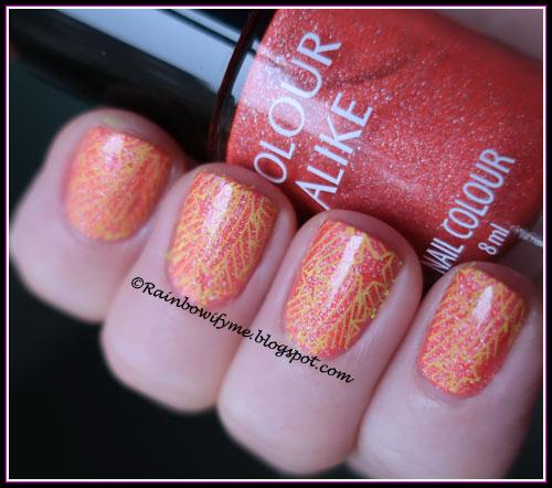 Colour Alike ~ Hot
