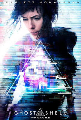 Póster película Ghost in the Shell