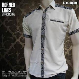 foto baju koko batik