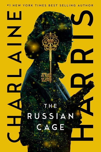 The Russian Cage by Charlaine Harris