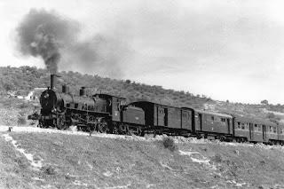 Resultado de imagen de tren correo madrid malaga